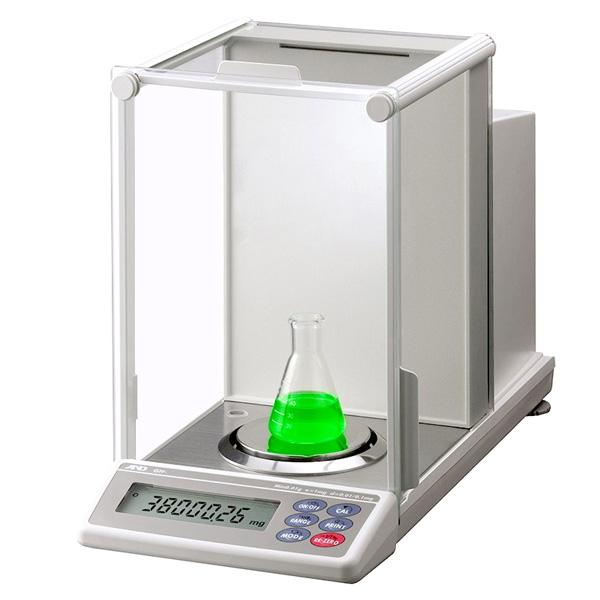 ترازوی آزمایشگاهی AND مدل GH